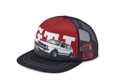 "Baseball cap, GTI 1976"", GTI Collection"