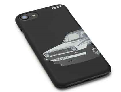 "iPhone 7 cover, ""GTI one"""