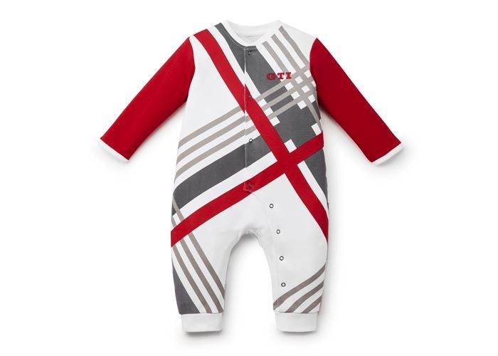 Baby romper i str. 68/74, #MAKE SOME NOISE#, GTI Collection