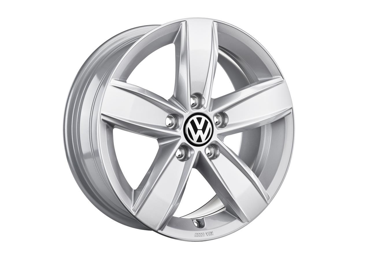 Lækker VW Polo 15 Corvara, alufælge LT-18