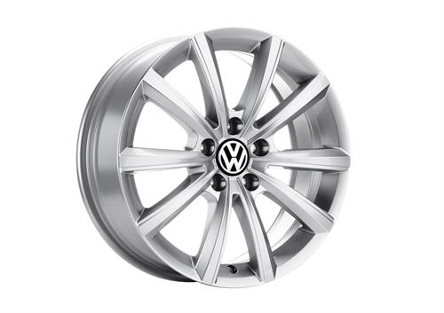 "VW T-Cross 16"" Merano, alufælge"