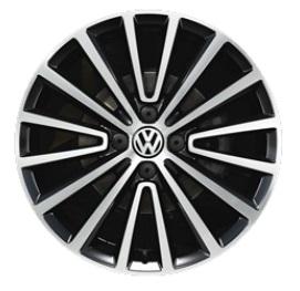Lækker VW up! 17 Polygon, alufælge (UDSOLGT PÅ SHOPPEN) JP-33